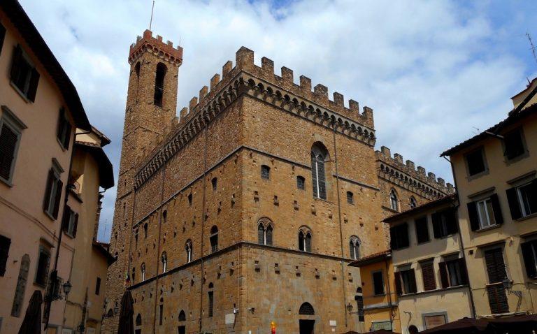 Il Bargello, antico palazzo di giustizia della città