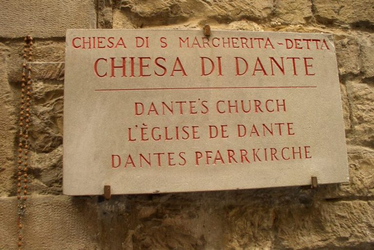 Chiesa di Santa Margherita Firenze: la chiesa dell'incontro tra Dante e Beatrice??