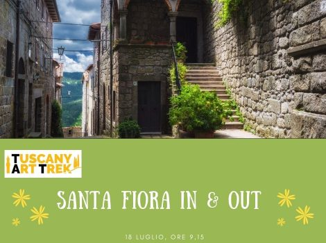 Santa Fiora trek & visita guidata